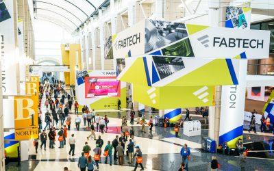 FABTECH announced at Chicago's McCormick Place in September