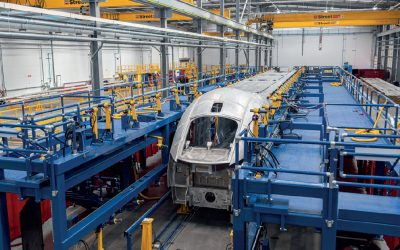 Hitachi Rail and Rail Industry agree Service Recovery Plan